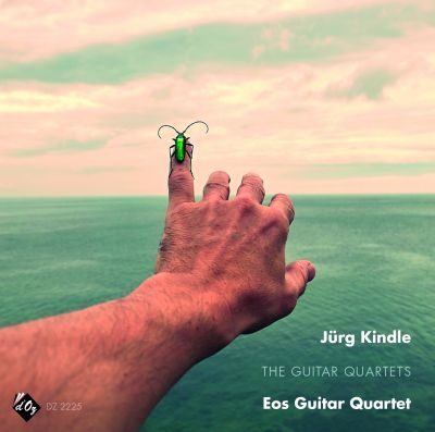 Jürg Kindle - The Guitar Quartets